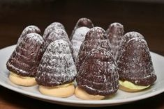 Christmas Sweets, Sweet And Salty, Christmas Cookies, Food And Drink, Chocolate, Cake, Ethnic Recipes, Advent, Easter