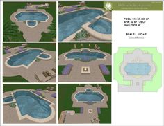 advanced pool design swimming pool design swimming pool plans custom swimming pool designs. beautiful ideas. Home Design Ideas