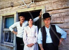 #Sixties | Robert Redford, Katherine Ross and Paul Newman in Butch Cassidy and the Sundance Kid, 1969