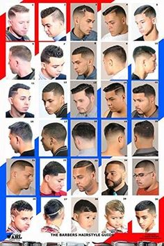 Barber Fade Styles Barbering Hair Barber Barber Shop Haircuts