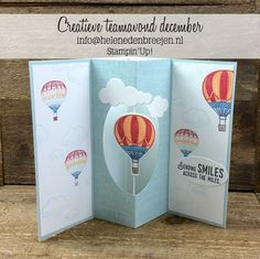 Stampin'Up! Lift me up