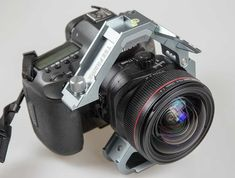 move frame over lens
