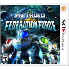 Nintendo - Metroid Prime Fed Force 3DS
