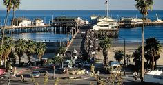 Roteiro de 1 dia em Santa Bárbara #viagem #california
