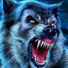 Werewolf Stories, Werewolf Art, Fantasy Wolf, Dark Fantasy Art, Fantasy Creatures, Mythical Creatures, Vampires, Lion Tattoo Sleeves, Wolf Artwork