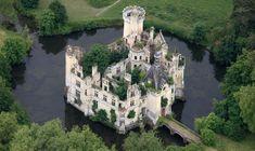 Castillo de la Mothe-Chandeniers, Francia