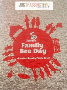 Jollibee Family Bee Day: Grand Picnic Times Five Jollibee, Family Picnic, Times, Lifestyle, Fun, Hilarious