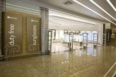 Фотосъемка интерьеров магазинов в аэропорту Шереметьево #шереметьево #магазины #аэропорт #фото_интерьеров