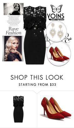 """Yoins 14"" by fashion-addict35 ❤ liked on Polyvore featuring women's clothing, women, female, woman, misses and juniors"