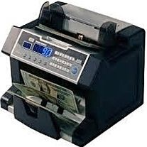 Brand: Royal Sovereign MPN: RBC-3100 UPC: 035565904272   Royal Sovereign Digital Cash Counter, 300 Bill Cap, 9-51/64 x 9-45/64 x 10-19/32 Inches (RBC-3100)   The RBC-3100, 1200 Bills per minute, money counter   with UV, MG and IR Counterfeit Detection. Counts 1200   bills per minute. F...