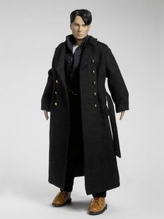 Captain Jack Harkness™ from Torchwood by Tonner Doll Company.  One day I will own this doll!  #torchwood #jackharkness