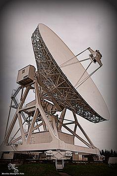 Radiotelescope RT4 Piwnice Poland