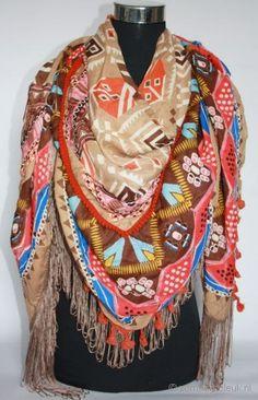 Ibiza style sjaal