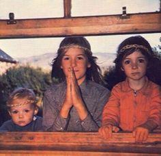 Heather, Mary, & Stella McCartney
