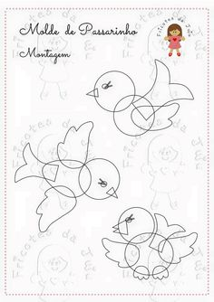 Facebook Felt Patterns, Bird Patterns, Applique Patterns, Applique Quilts, Embroidery Applique, Quilting Board, Felt Birds, Felt Fabric, Felt Christmas