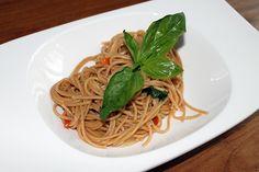 Rezept: One-Pot Pasta | Projekt: Gesund leben | Ernährung, Bewegung & Entspannung