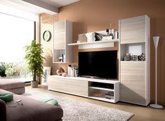 Tv Unit Interior Design, Tv Wall Design, My Home Design, House Design, Living Room Tv Unit Designs, The Unit, Lounge, Furniture, Home Decor