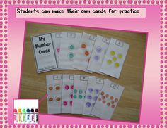 Kindergarten Crayons: Chapter #4... Now Let's Explore! Freebies Galore!  This blog post is FULL of fun ideas and FREEBIES all about building number sense and number recognition with math stations!  I love the counting books, counting mats, math talk cards and more!