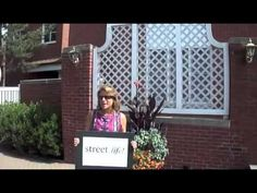 """Street.life! Take 32: """"I am SO excited for Street.life! This is something thats never been done in Portsmouth before!"""" Shari Donnermeyer, Incoming Chamber Board Chair"""