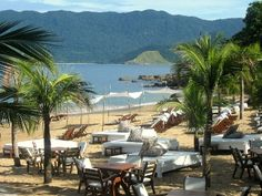 DPNY Beach in Ilha Bela