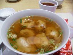 Won Ton soup. My favorite!