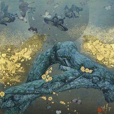 世界が注目する平成の絵師智内兄助展 ギャルリーためながにて開催|株式会社ギャルリーためながのプレスリリース