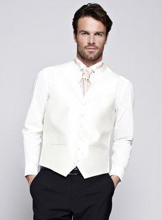 Blush Wedding Cravat - BHS