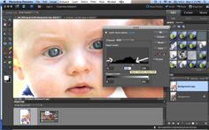 photoshop elements: eye boost tutorial