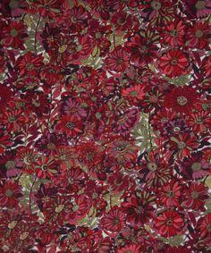 Liberty Art Fabrics Willow Rose F Tana Lawn