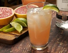 The Greyhound Cocktail - Be sure to use fresh squeezed grapefruit juice.