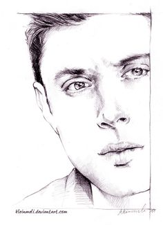 #Dean #Winchester by kleinmeli on DeviantArt  #supernatural #SPN