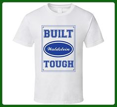 Built Waldstein Tough Strong Car Lover Last Name Family Reunion T Shirt S White - Relatives and family shirts (*Amazon Partner-Link)