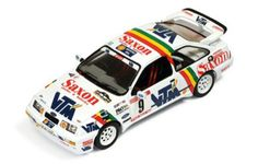 Ford Sierra RS Cosworth #9 C. Mcrae-D. Ringer Rallye D