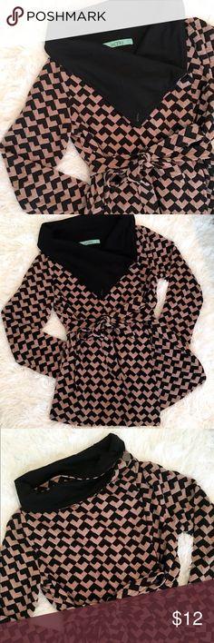 Karlie sweater/jacket size M Karlie sweater jacket long sleeve size Medium soft material good condition!!! Karlie Jackets & Coats