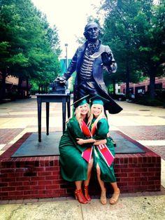 Mason graduation -- AOIIs