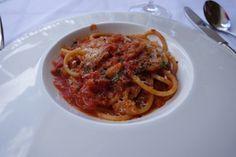 Bucatini all'Amatriciana at Il Mulino www.miamicurated.com