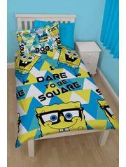 Spongebob Squarepants Duvet Set Single