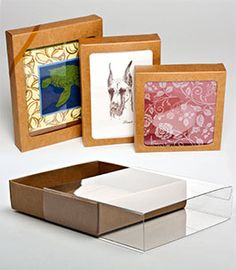 packaging ideas for greeting cards. Paper Boxes