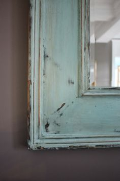 How To Match a Potterybarn Distressed Finish