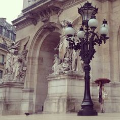 Paris Opera. Travel photo by Katja Presnal