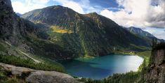 #Polska #MorskieOko #lengo #jedź #podróż #view #góry