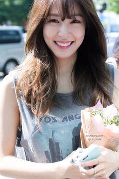 SNSD - Tiffany 티파니 Hwang MiYoung 황미영