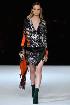Just Cavalli Fall 2014 Ready-to-Wear.