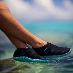 af4add297 BPG Plongee Chaussures - Aquashoes Femme 100 F Noir TRIBORD - EUR 9.99  Sapatos De Água