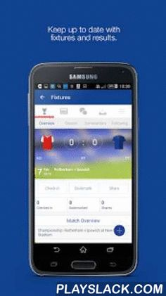 Fan App For Ipswich Town FC  Android App - playslack.com ,  The best way to keep up to date with the club with the latest news, fixtures and results.Use the app to check-in to matches and events and share your photos and comments.Features:- Every photo/comment made at a game is shared in the live event stream, allowing you to see the live action from a different perspective- The application also features an unrivalled match day experience. Check in and post to the live match day stream and…