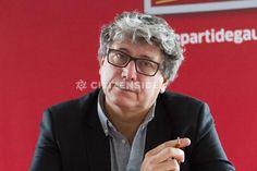Paris : Le Parti de gauche présente ses voeux à la presse - Politique - via Citizenside France. Copyright : Christophe BONNET - Agence73Bis