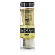 Stylist 2 Minute Root Touch-Up Temporary Root Concealer - # Blonde - 30ml-1oz