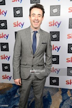Joe McFadden attends the TRIC Awards 2018 held at The Grosvenor House Hotel on March 13, 2018 in London, England.