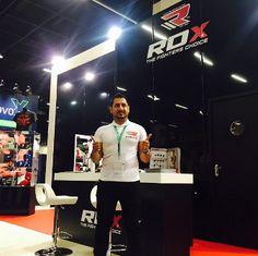 #RDXSports at FIBO 2015