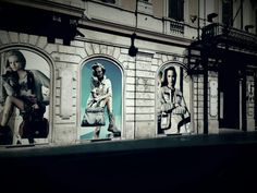 Un perete in Roma